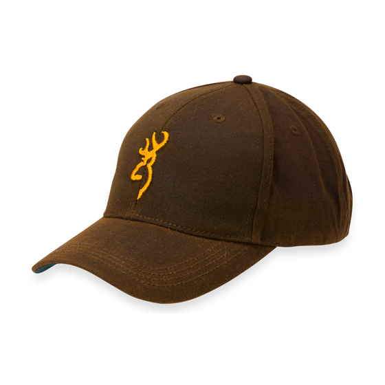 Browning Dura Wax Brown Cap