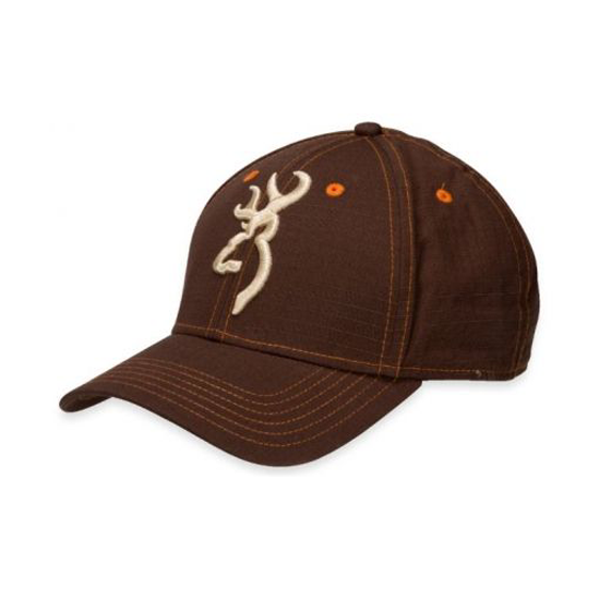 Browning Logan Brown Orange Cap