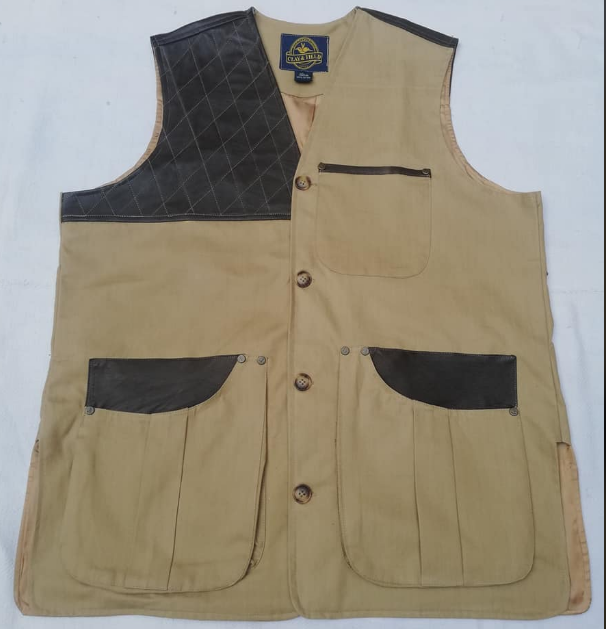 Clay and Field Shooting Vest