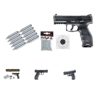 Heckler & Koch VP9 AirPistol Package